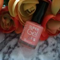 Rimmel London Super Gel Nail Polish Kate 'Perfect Posy'