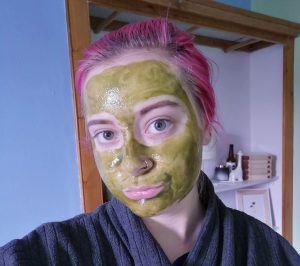 Pure Purpose Hemp Masque