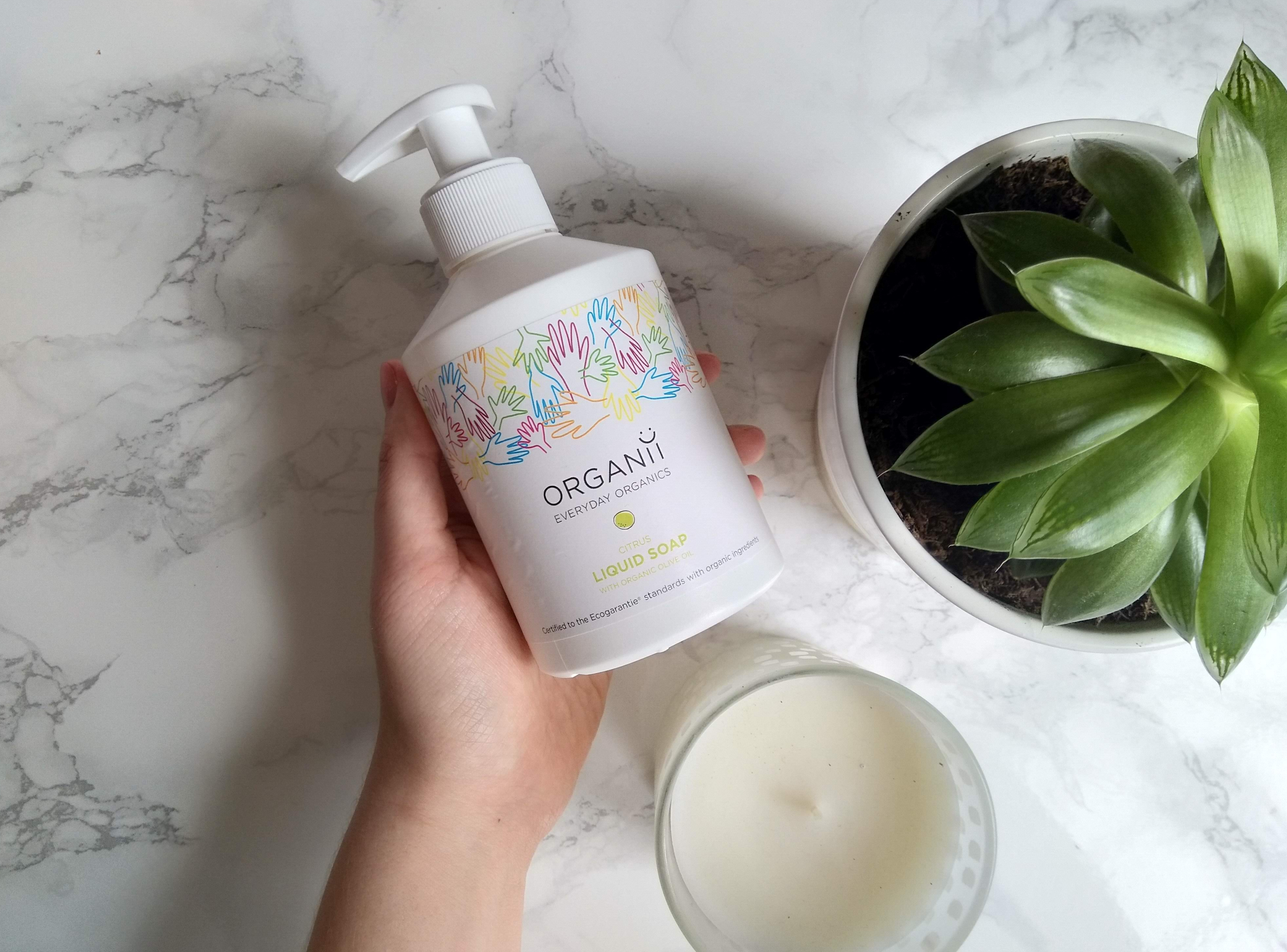 Organii Liquid Soap