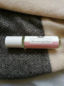 Bloomtown Botanicals 'The Rose Garden' 'Roll-On Infused Oil'