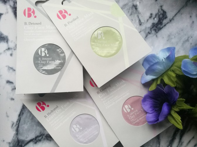 Superdrug B. Face Mask