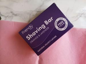 Friendly Soap Shaving Bar