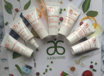 Arbonne 'RE9 Advanced' Skincare