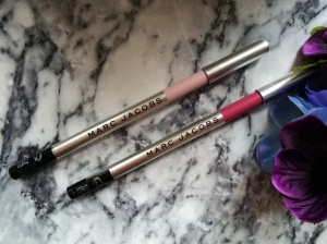 Marc Jacobs Highliner Pink of Me and Popular
