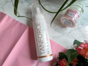 NYK1 Tanforce Fake Tan