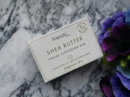 Friendly Soap 'Shea Butter Facial Cleansing Bar'