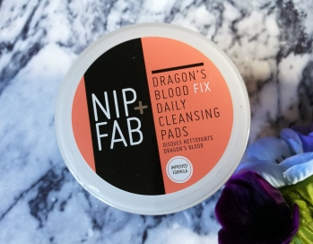 Nip + Fab Dragon's Blood Cleansing Pads