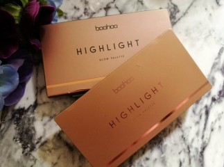 Boohoo Highlight Glow Palette