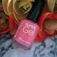 Rimmel London Super Gel Nail Polish 'Cocktail Passion'