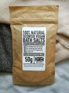 You Dirty Scrub 'Mint & Eucalyptus Vegan Bath Salts