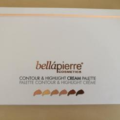 Bellápierre Cosmetics 'Contour and Highlight Cream Palette'