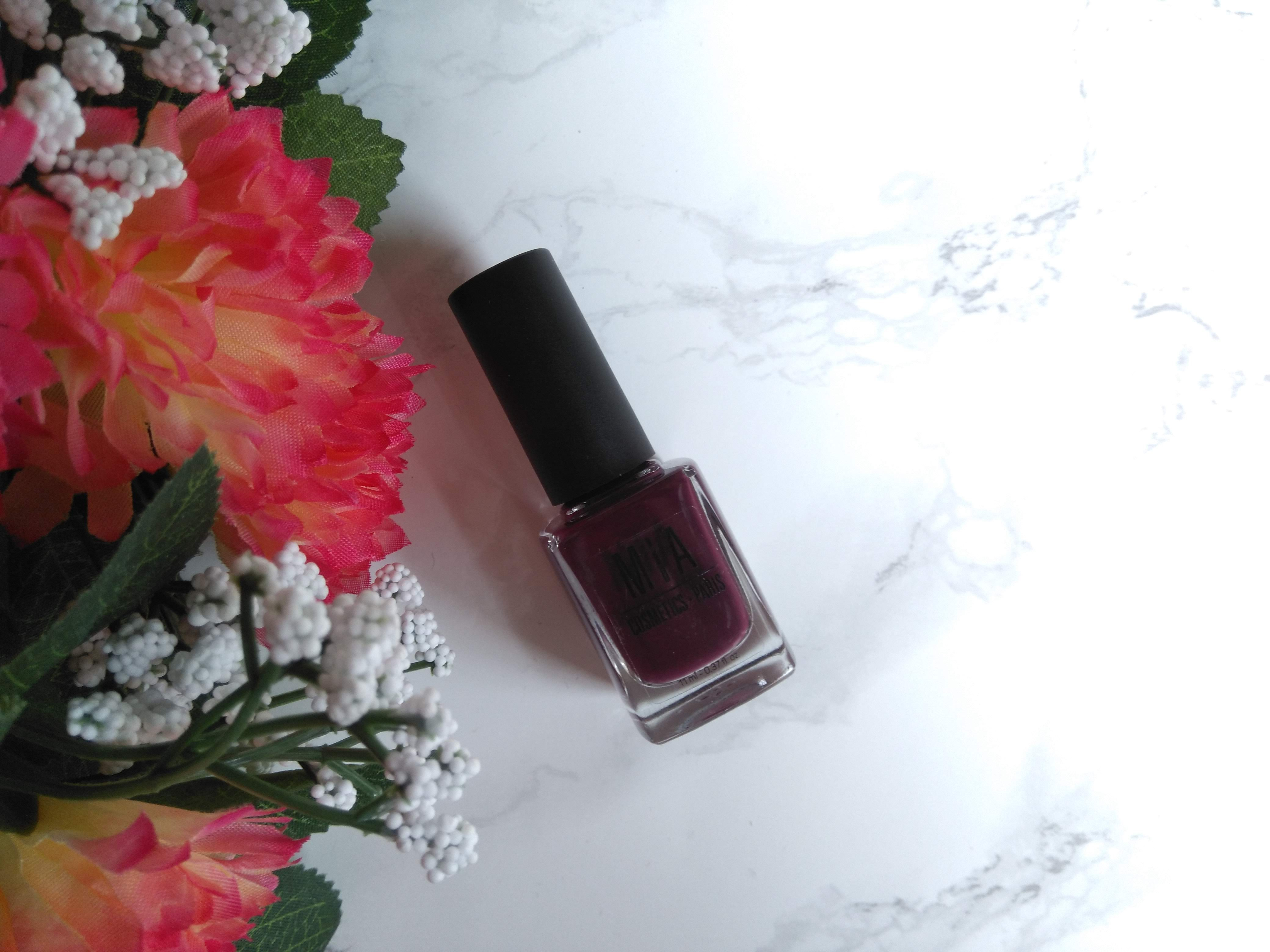 MIA Cosmetics Paris Nail Polish 'Rustic Wine'
