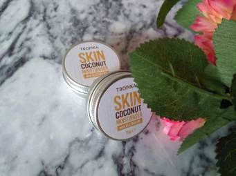 Tropika Skin Coconut Moisturiser with Tea Tree Oil