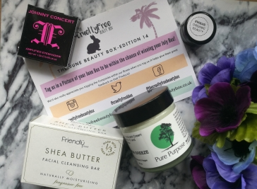 The Cruelty Free Beauty Box June 2018