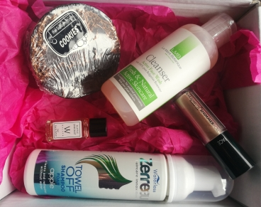The Cruelty Free Beauty Box March 2018
