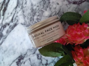 Exfoliate My Skin Natural Pink Clay Face Mask