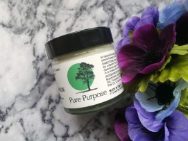 Pure Purpose 'Natural Deodorant Cream'