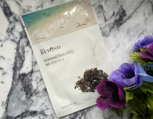 Beyond 'Seaweed from JEJU' mask