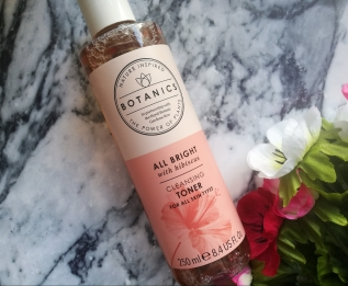 Botanics 'All Bright Cleansing Toner'