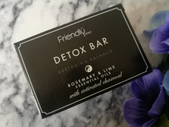 Friendly Soap 'Detox Bar'