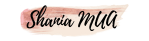 Shania MUA beauty blog header